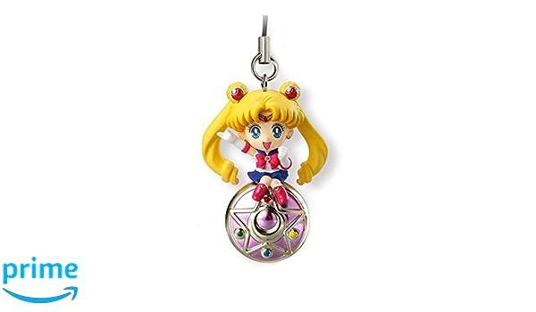 Bandai Shokugan Sailor Moon Twinkle Dolly (Volume 1) Sailor Moon with Crystal Star Deformed Mascot Charm