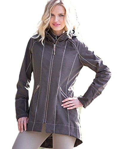 Goode Rider Singing in the Rain Jacket Earth X-Small