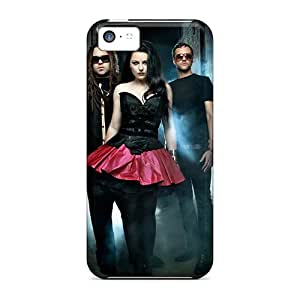 Shockproof Cell-phone Hard Cover For Apple Iphone 5c With Unique Design Attractive Music Evanescence Series IanJoeyPatricia