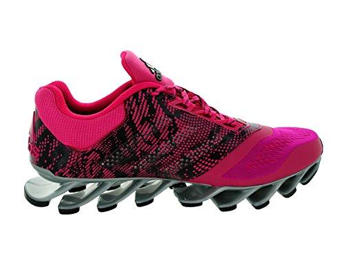 Adidas Donna Springblade Drive 2 Scarpe Da Corsa Audace Rosa / Argento Metallizzato / Nero