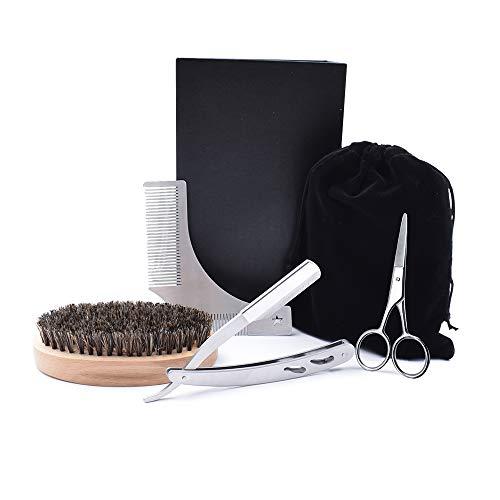 GEERTOP Beard Shaping Tool Kit