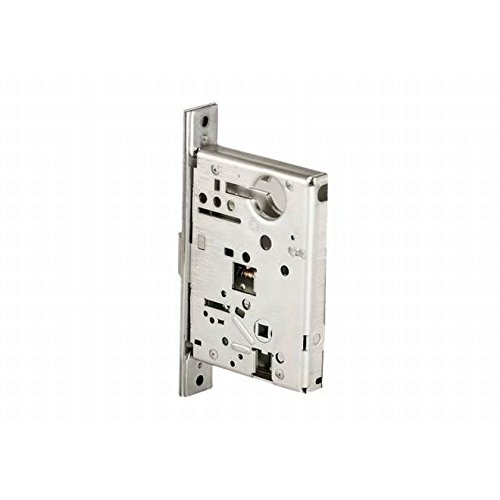 Stanley Best 45HCA LT 626 Steel Standard Mortise Lock Case, Privacy, Satin Chrome