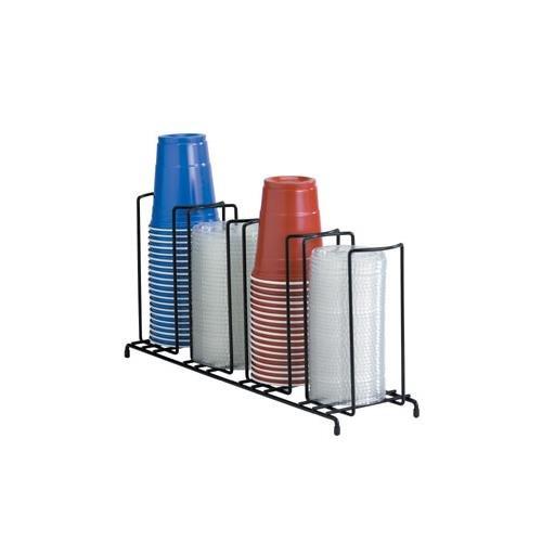 Dispense-Rite WR-4 wire Rack Lid/Cup Organizer