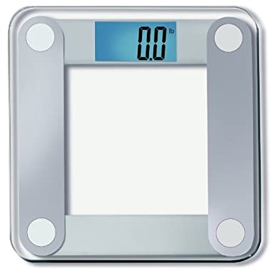 EatSmart Precision Digital Bathroom Scale with Extra Large Lighted Display