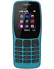 Nokia 110 havsblå Dual SIM