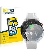 BROTECT Antireflecterende Glas Screenprotector compatibel met Garmin Approach S62 - Anti-Glare Beschermglas met 9H hardheid, Mat, Ontspiegelend