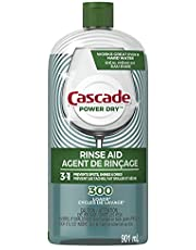 Cascade Dishwasher Rinse Aid, Power Dry, 901ML