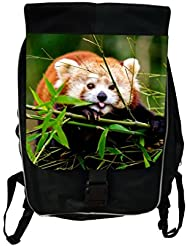 Red Panda Lea Elliot TM School Backpack