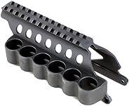Mesa Tactical Saddle Rail 5-Inch Rem (6-12-Gauge)