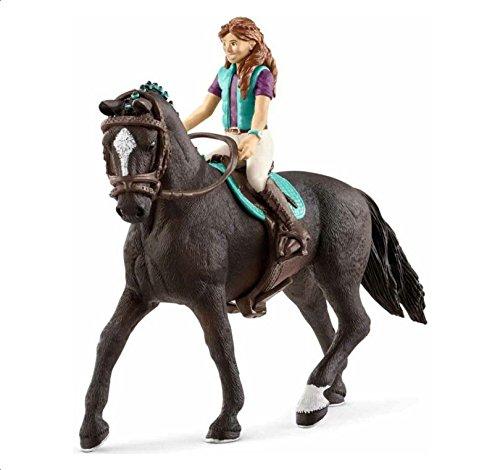 Schleich 42413 42413 Schleich - Horse Club Lisa & Storm 075a9a