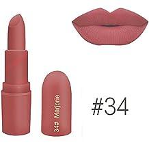 Aliver Matte Lip sticks and Lip Glosses (#34:Marjorie)