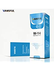 VANSFUL 14 in 1 Water Test Kits for Testing pH, Hardness (TDS), Fluoride, Iron, Nitrate, Nitrite, Lead, Copper, Total Chorine, Bromine