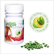 ALFIA Natural Green Soft Gels