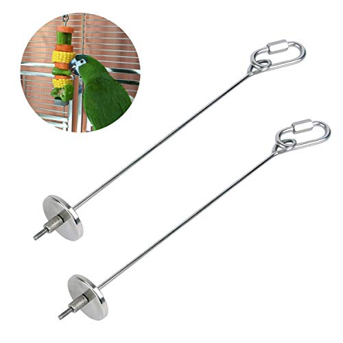 Bird Food Holder Stainless