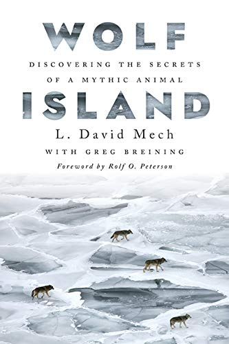 Book Cover: Wolf Island: Discovering the Secrets of a Mythic Animal