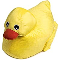 Wow! Works Adult Rubber Ducky Bean Bag Chair (646323A)