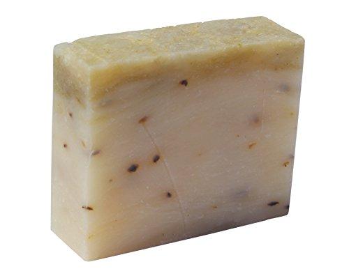 Natural Bar Soap For Body Or Face – Peppermint Tea Tree – Healthy Shower Bar – Handmade Formula  5