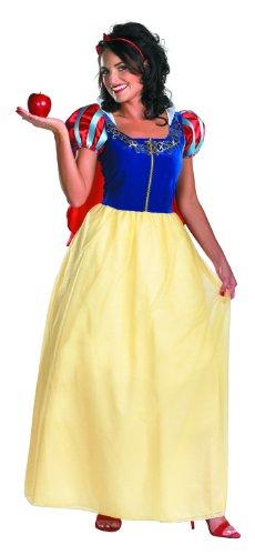 Disney Deluxe Snow White Women's Costume