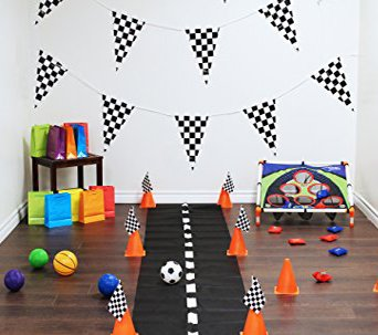 Adorox Bean Bag Toss Game Set Sporty Bean Bag Corn Hole Outdoor Indoor Game Set by Adorox (Image #2)