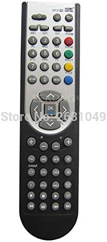 Ochoos - Mando a Distancia para televisor Oki L40VEFHTUV V19B ...