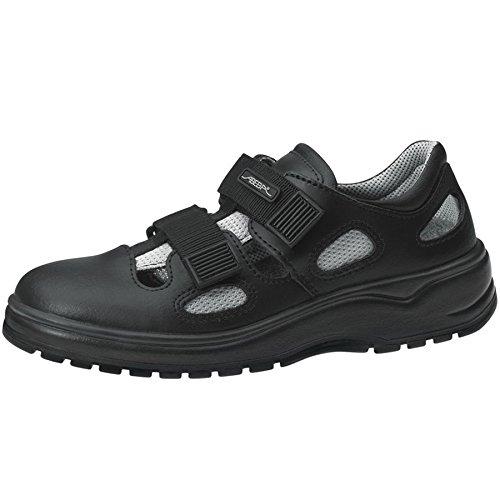 Abeba - Calzado de protección para hombre negro