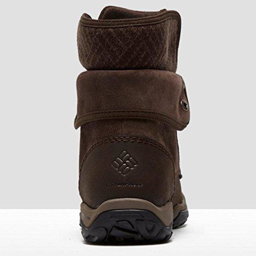 Columbia Damen Cityside Fold Waterproof Outdoor-Schuhe Dunkelbraun