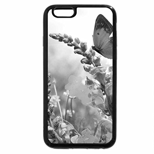 iPhone 6S Plus Case, iPhone 6 Plus Case (Black & White) - Summers Garden