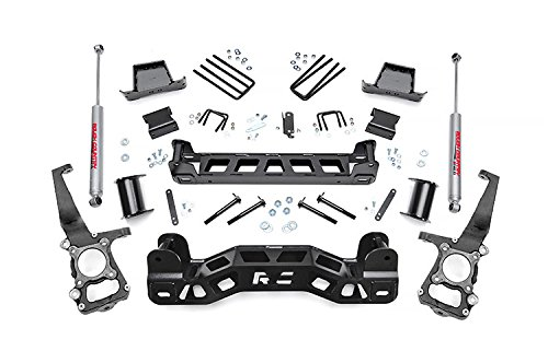 6in lift kit ford f150 - 6
