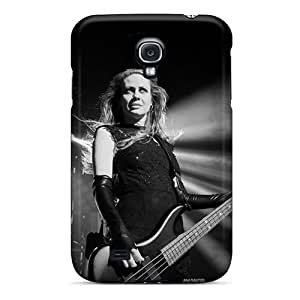Samsung Galaxy S4 RYz8363IDQZ Support Personal Customs Fashion Coal Chamber Band Pattern Durable Cell-phone Hard Covers -JamieBratt