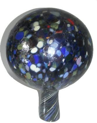 Efecto Espejo de pelota de Gifts Multicolor diseño de pelota de jardín aprrox Garden de cristal diámetro 9 cm: Amazon.es: Hogar