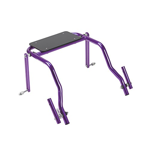 Inspired by Drive Nimbo 2G Walker Seat Only, Wizard Purple, Large by Inspired by Drive