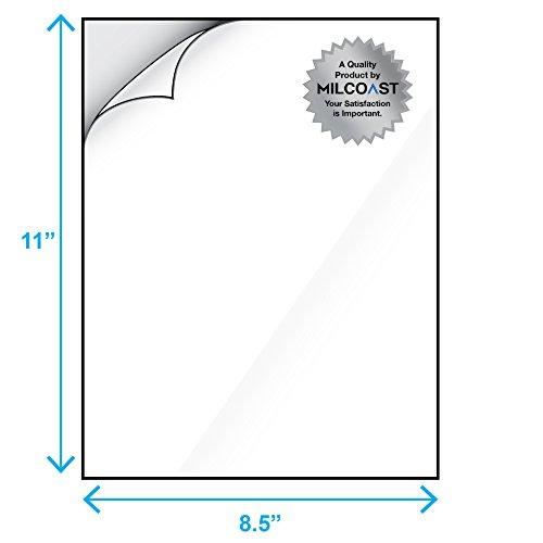 full sheet sticker paper