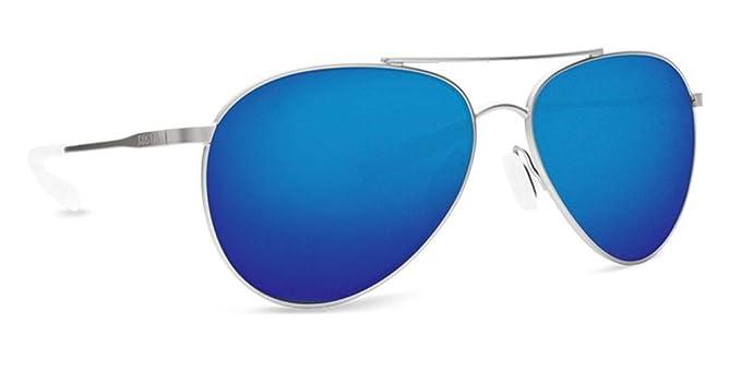 5728e3226169 Costa Del Mar Costa Del Mar PIP183OBMP Piper Blue Mirror 580P Velvet Silver  Frame Piper,