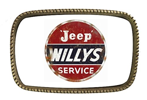 Jeep Belt Buckles - 6