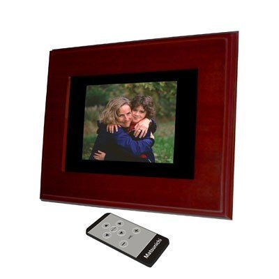 Matsunichi PF800M Photoblitz 8″ Digital Picture Frame For Sale