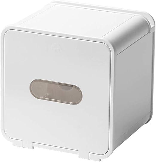Caja De Pañuelos Caja de pañuelos para baño Bandeja de inodoro ...