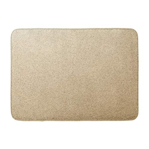 Sandy Beach Sand Sea Light Clean Summer Floor Mat with Non-Slip Backing Novelty Bath Mat Rug Cute Home Decor 16