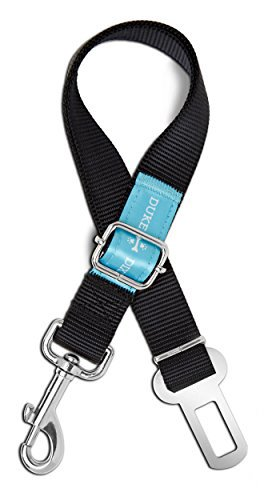Dog Seat Belt, Pet Dog Cat Car Seat Belt Safety - Adjustable Safety Belt Pet Leash - Heavy Duty Nylon - Universal Fit (1 Belt Leash)