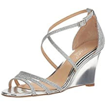 Jewel by BM Women's Hunt Wedge Sandal