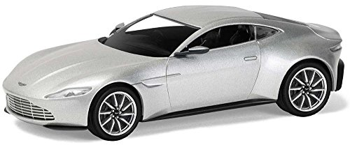 - Corgi CC08001 James Bond Aston Martin DB10 Spectre 1:36 Scale Diecast Car