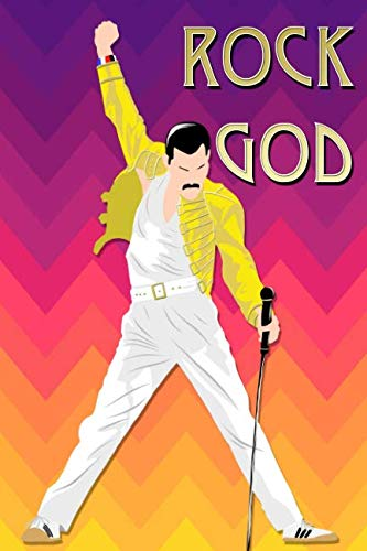 Rock N Roll Birthdays - Rock God: Classic Rock Queen Band