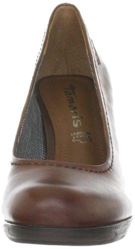 Tamaris 1-1-22410-29 - Zapatos de tacón para mujer Marrón (MUSCAT 311)