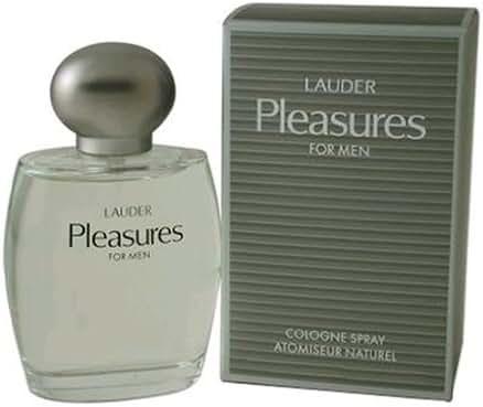 PLEASURES by Estee Lauder Men's Cologne Spray 3.4 oz - 100% Authentic