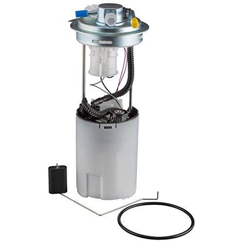 (Fuel Pump & Sending Unit for 04-07 Silverado Sierra Pickup fits E3609M)