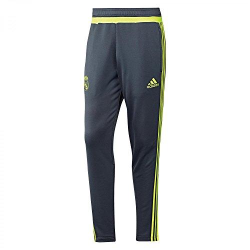 Real Adidas Pantaloni Lima Da Madrid Gris Allenamento rqrwx81Ut