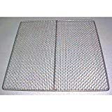 Excalibur Dehydrator Stainless Steel Tray Replacement UPGRADE Food Shelf Mesh by Excalibur