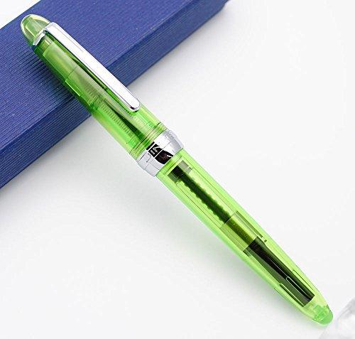 JINHAO 992 Fountain Pen (Translucent Green)