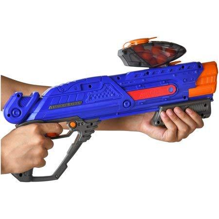 Adventure Force Tactical Strike Titanium Spring Action Ball Blaster 13 pc Box Trigger-Lock