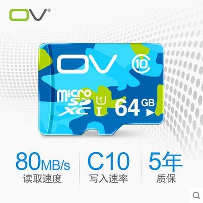 (OV-Speed Mobile Phone Memory Card 64g Tablet-Speed class10 tf Card Micro sd Card Storage Shipping)