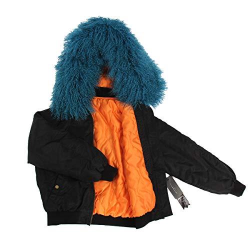 Giacche Giacche Cappuccio Foderato 6 Jsix con Donna Donna Parka Caldo e Color da Invernale Pelliccia RqOnzF4Ox
